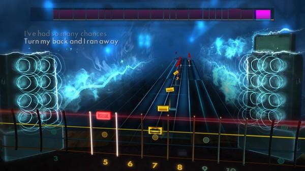 "Скриншот №5 к Rocksmith® 2014 Edition – Remastered – New Found Glory - ""Hit or Miss"""