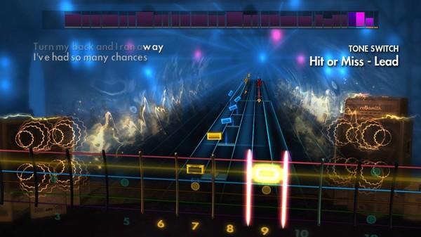 "Скриншот №1 к Rocksmith® 2014 Edition – Remastered – New Found Glory - ""Hit or Miss"""