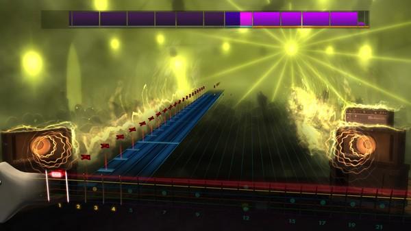 Скриншот №1 к Rocksmith® 2014 Edition – Remastered – Surf Rock Song Pack II