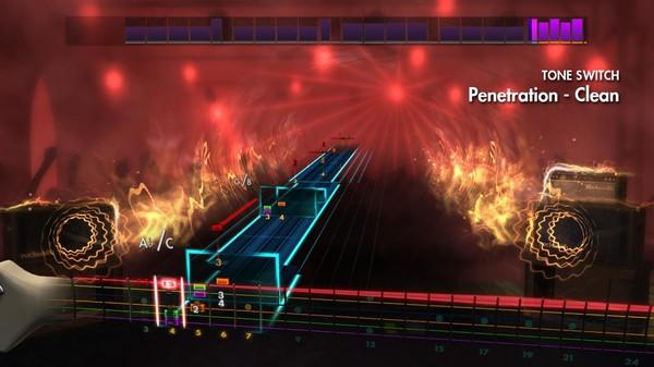 Скриншот №4 к Rocksmith® 2014 Edition – Remastered – Surf Rock Song Pack II