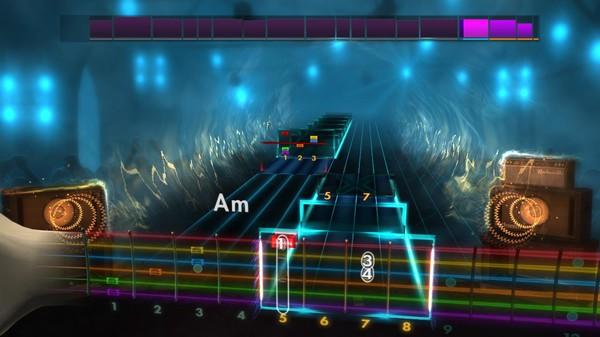 Скриншот №3 к Rocksmith® 2014 Edition – Remastered – Surf Rock Song Pack II