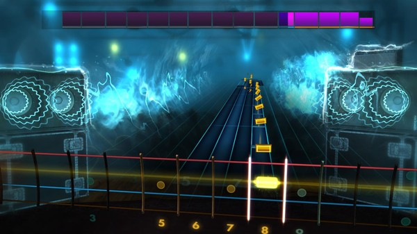 "Скриншот №4 к Rocksmith® 2014 Edition – Remastered – The Lively Ones - ""Surf Rider"""