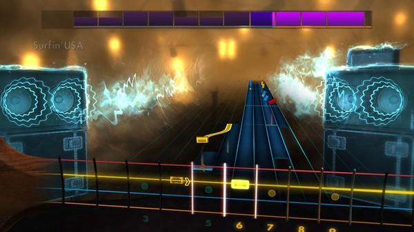 "Скриншот №2 к Rocksmith® 2014 Edition – Remastered – The Beach Boys - ""Surfin U.S.A."""