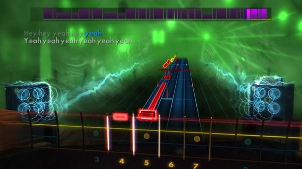"Скриншот №1 к Rocksmith® 2014 Edition – Remastered – Live - ""All Over You"""
