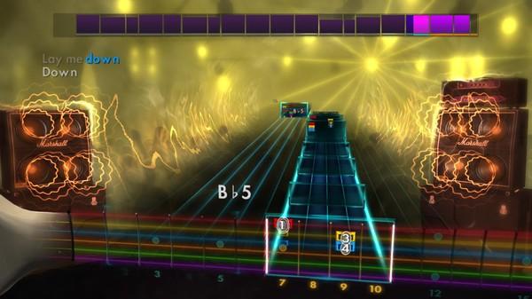 "Скриншот №3 к Rocksmith® 2014 Edition – Remastered – Live - ""All Over You"""