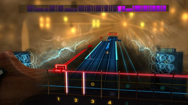 "Скриншот №2 к Rocksmith® 2014 Edition – Remastered – Live - ""All Over You"""