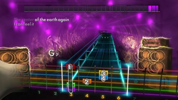"Скриншот №3 к Rocksmith® 2014 Edition – Remastered – Live - ""Lightning Crashes"""