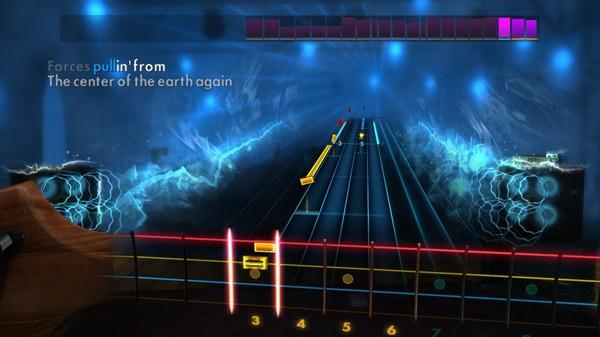 "Скриншот №2 к Rocksmith® 2014 Edition – Remastered – Live - ""Lightning Crashes"""