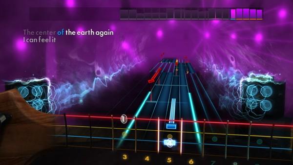 "Скриншот №1 к Rocksmith® 2014 Edition – Remastered – Live - ""Lightning Crashes"""