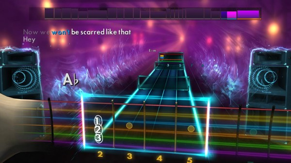 "Скриншот №2 к Rocksmith® 2014 Edition – Remastered – Live - ""Selling the Drama"""