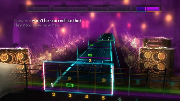 "Скриншот №1 к Rocksmith® 2014 Edition – Remastered – Live - ""Selling the Drama"""