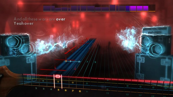 """Скриншот №2 к Rocksmith® 2014 Edition – Remastered – Live - """"The Dolphins Cry"""""""