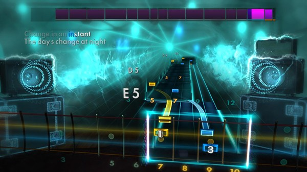 Скриншот №5 к Rocksmith® 2014 Edition – Remastered – Variety Song Pack X