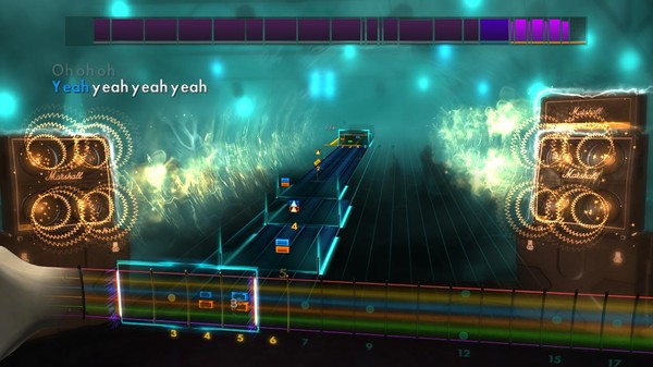 Скриншот №3 к Rocksmith® 2014 Edition – Remastered – Variety Song Pack X