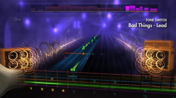 """Скриншот №5 к Rocksmith® 2014 Edition – Remastered – Jace Everett - """"Bad Things"""""""
