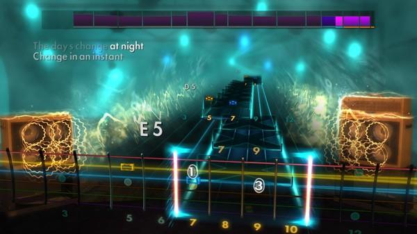 """Скриншот №2 к Rocksmith® 2014 Edition – Remastered – X - """"Los Angeles"""""""