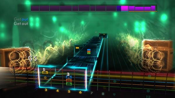 """Скриншот №3 к Rocksmith® 2014 Edition – Remastered – X - """"Los Angeles"""""""