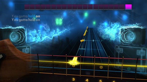 "Скриншот №1 к Rocksmith® 2014 Edition – Remastered – Alabama Shakes - ""Hold On"""