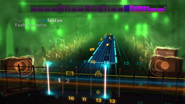 "Скриншот №5 к Rocksmith® 2014 Edition – Remastered – Alabama Shakes - ""Hold On"""