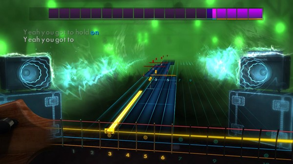 "Скриншот №2 к Rocksmith® 2014 Edition – Remastered – Alabama Shakes - ""Hold On"""