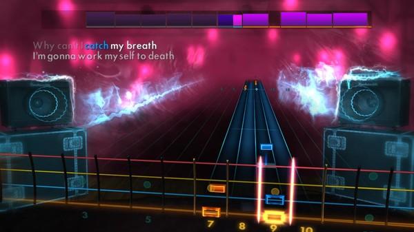 "Скриншот №3 к Rocksmith® 2014 Edition – Remastered – Alabama Shakes - ""Dont Wanna Fight"""