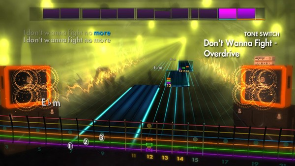"Скриншот №2 к Rocksmith® 2014 Edition – Remastered – Alabama Shakes - ""Dont Wanna Fight"""