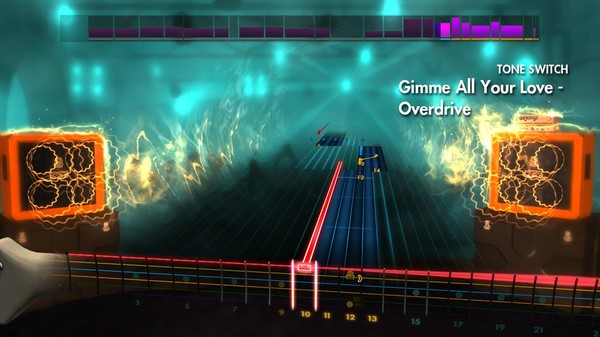 "Скриншот №3 к Rocksmith® 2014 Edition – Remastered – Alabama Shakes - ""Gimme All Your Love"""