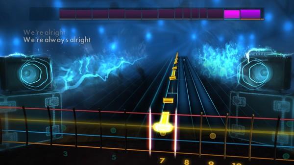 "Скриншот №2 к Rocksmith® 2014 Edition – Remastered – Alabama Shakes - ""Always Alright"""