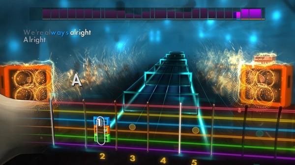 "Скриншот №4 к Rocksmith® 2014 Edition – Remastered – Alabama Shakes - ""Always Alright"""