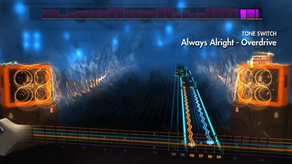 "Скриншот №5 к Rocksmith® 2014 Edition – Remastered – Alabama Shakes - ""Always Alright"""