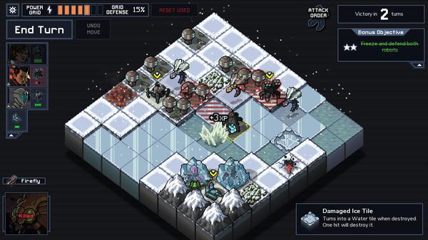 Into the Breach скриншот