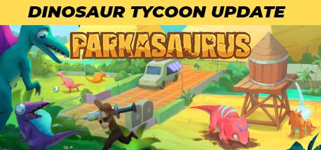 Parkasaurus Cover Image