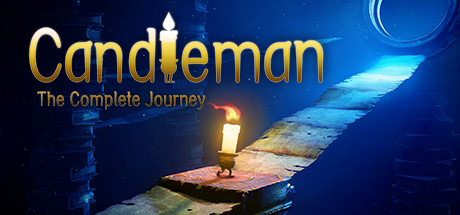 Candleman: The Complete Journey Cover Image