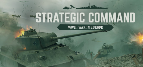 Strategic Command WWII: War in Europe Cover Image