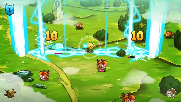 Скриншот №3 к Cat Quest