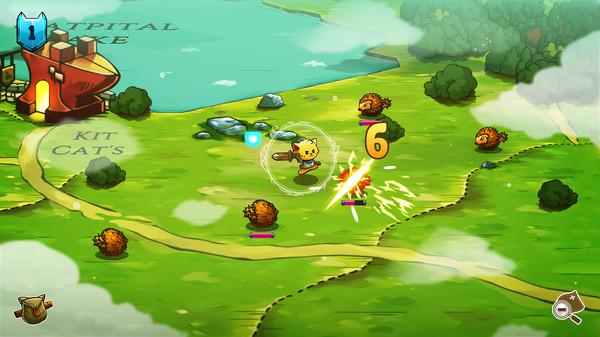 Скриншот №1 к Cat Quest
