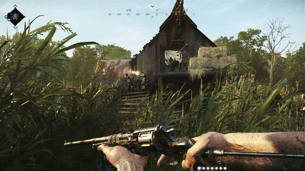 Скриншот №2 к Hunt Showdown