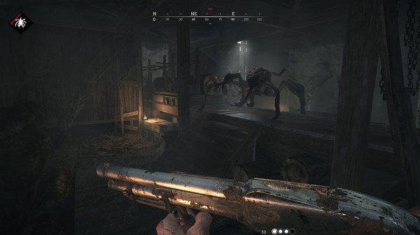 Скриншот №8 к Hunt Showdown