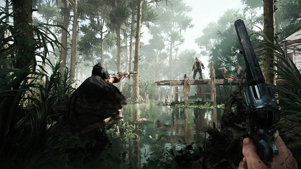 Скриншот №1 к Hunt Showdown