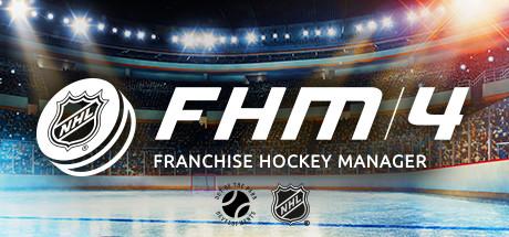 Franchise Hockey Manager 4 Cover Image