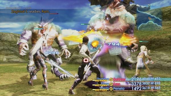 Final Fantasy XII: The Zodiac Age скриншот