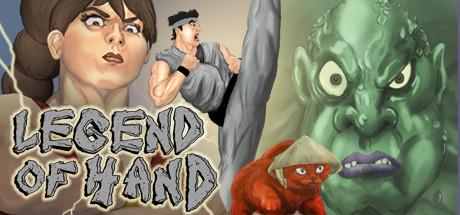 Teaser image for Legend of Hand