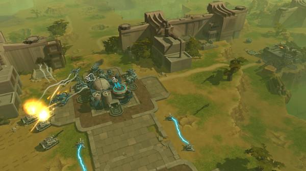 AirMech Wastelands скриншот