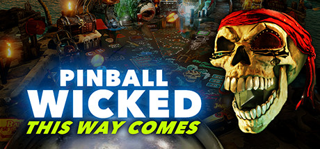 Pinball Wicked Cover Image