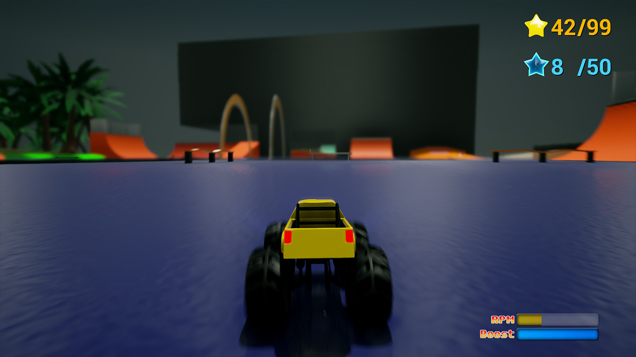 Stunt Toys Screenshot 3