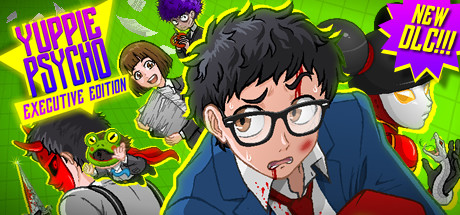 Yuppie Psycho: Executive Edition Cover Image