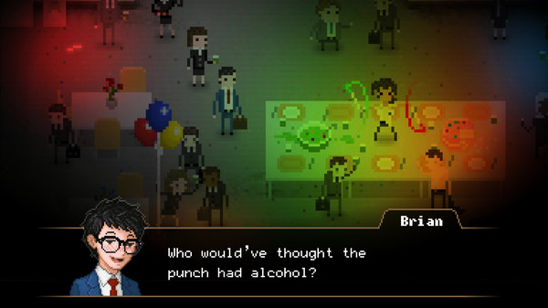 Скриншот №10 к Yuppie Psycho Executive Edition