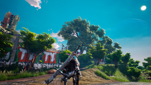 Скриншот №11 к BIOMUTANT