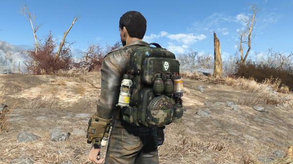 Скриншот №1 к Fallout 4 - Creation Club