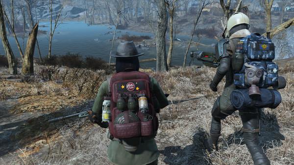 Скриншот №4 к Fallout 4 - Creation Club